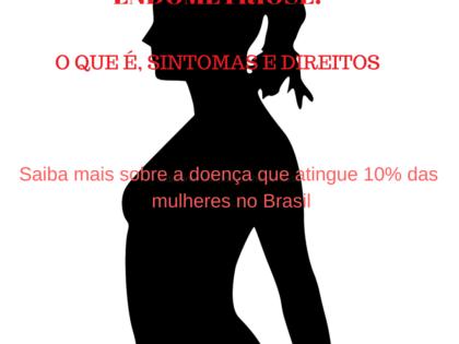 Endometriose: o que é, sintomas e direitos